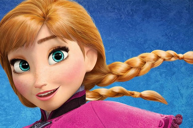 Why Anna From Disneys Frozen Is The Real Superhero